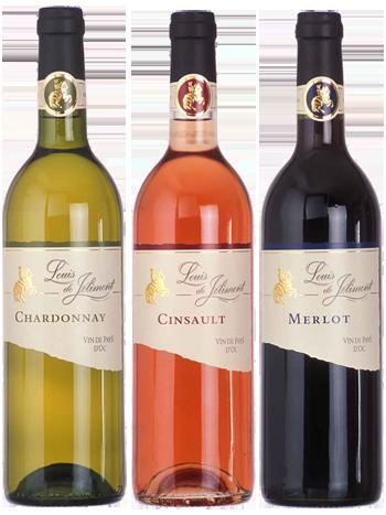 DD Spiritueux wijnen
